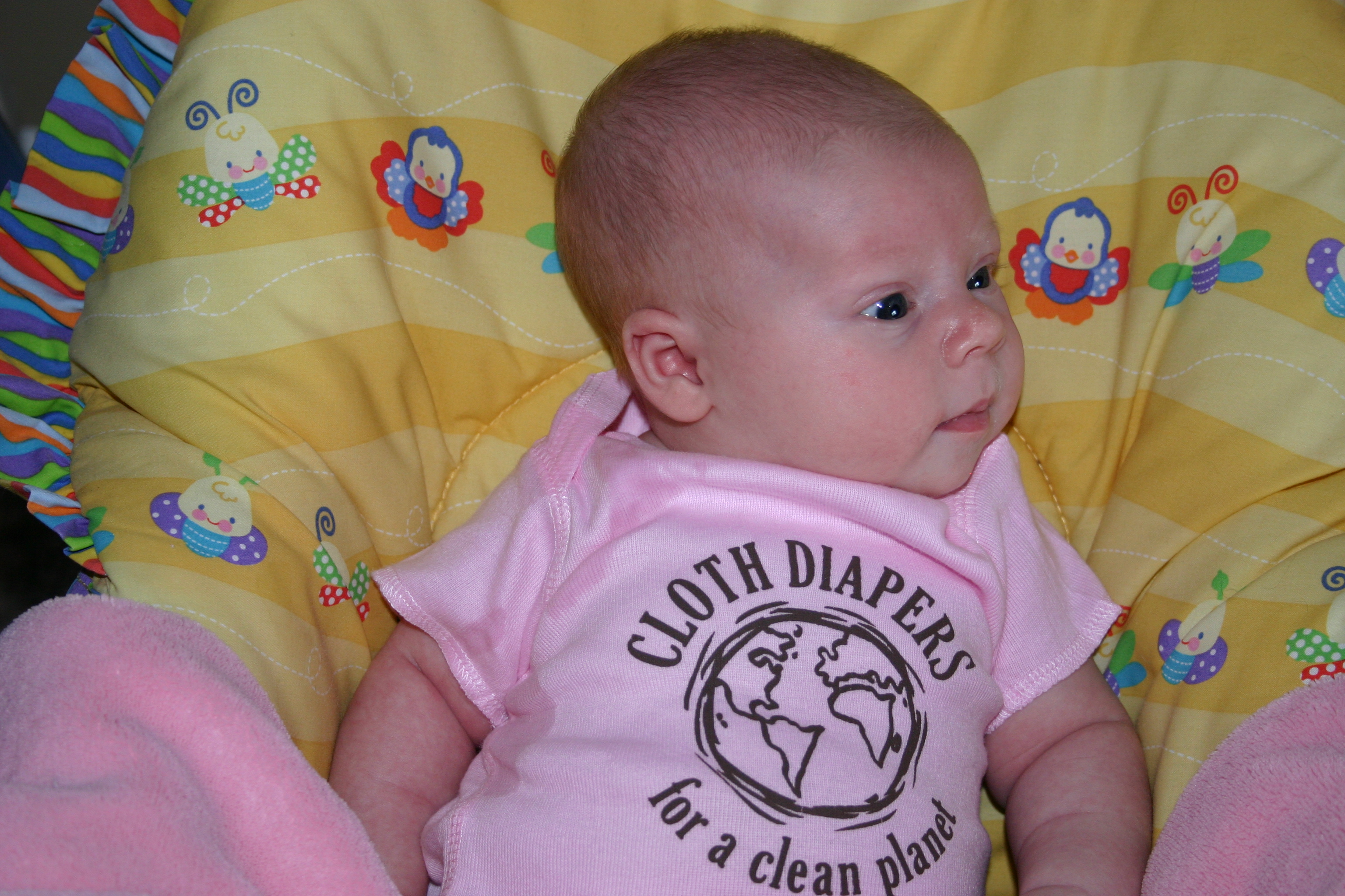 Cloth diapering where the sidewalk ends
